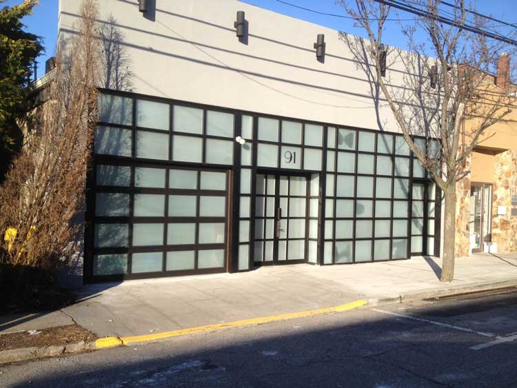 Aluminum   Insulated Full View Overhead Doors. Commercial   Residential Overhead Garage Door Installation New York