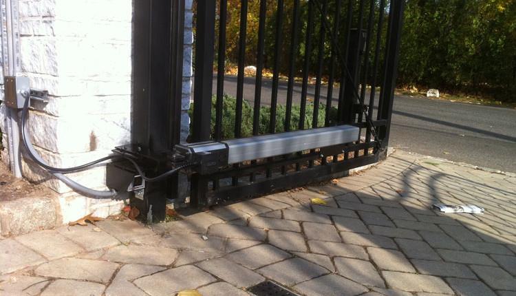 Low Profile Swing Gate Todt, Staten Island