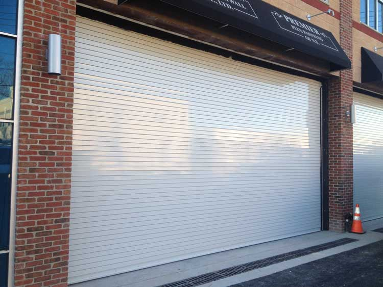 Insulated Rolling Steel Doors in Charleston, Staten Island