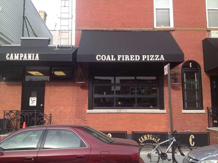 Cafe Style Garage Door Window - Bayridge Brooklyn
