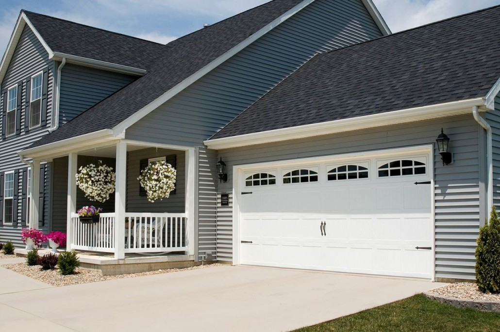 Commercial U0026 Residential Overhead Garage Door Installation ...