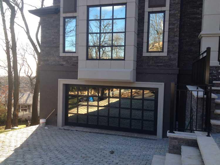 Aluminum Christie Overhead Door