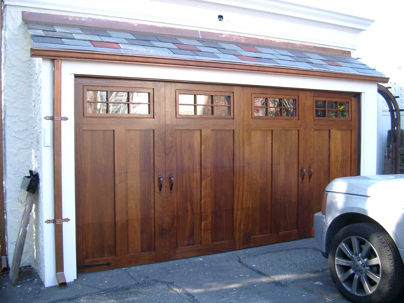 Commercial & Residential Overhead Garage Door Installation New York