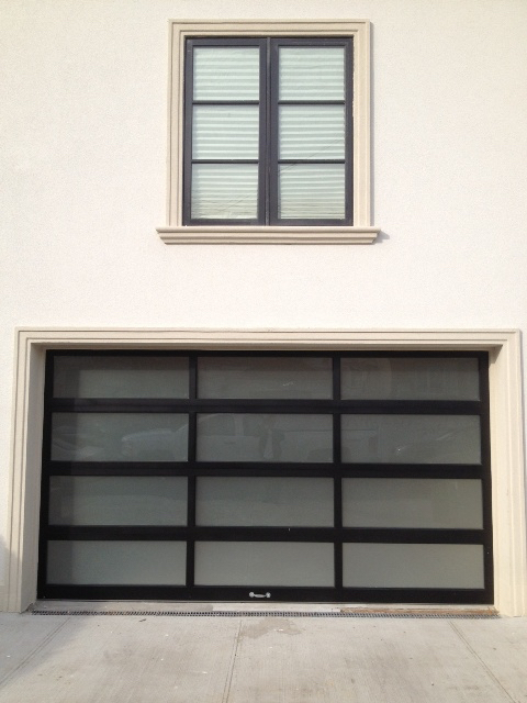 Aluminum Glass Garage Doors Are A Modern Trend For Homes U0026 Commercial  Businesses