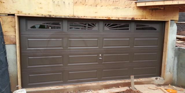 Energy Efficient Garage Door