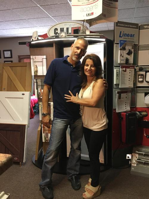 garage door company owners