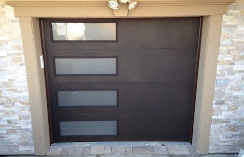 New Residential Garage Doors