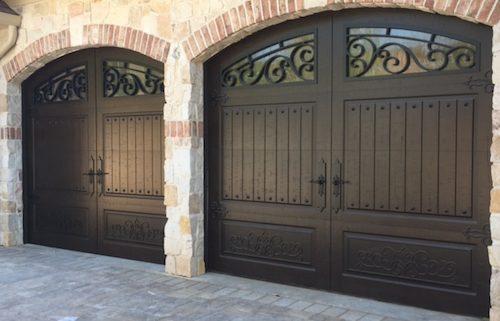 Iron Ornamental Garage Doors Archives Christie Overhead