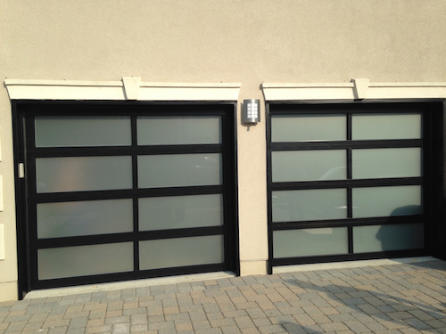 aluminum garage doors Queens