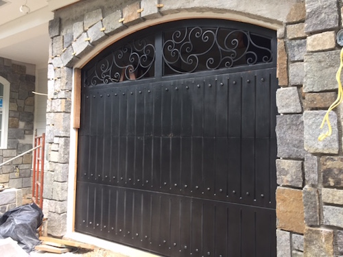 Ornamental Iron Garage Doors Christie Overhead Door