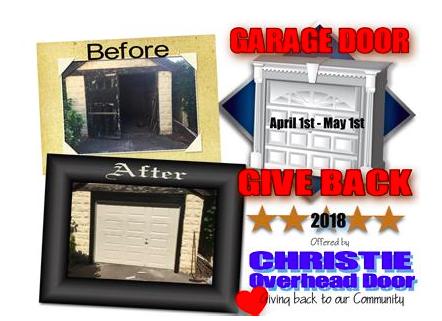Staten Island Garage Door Give Back