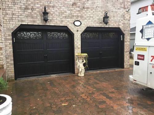 Ornamental Garage Door