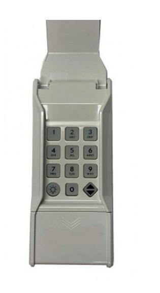 entryway garage doors keypad